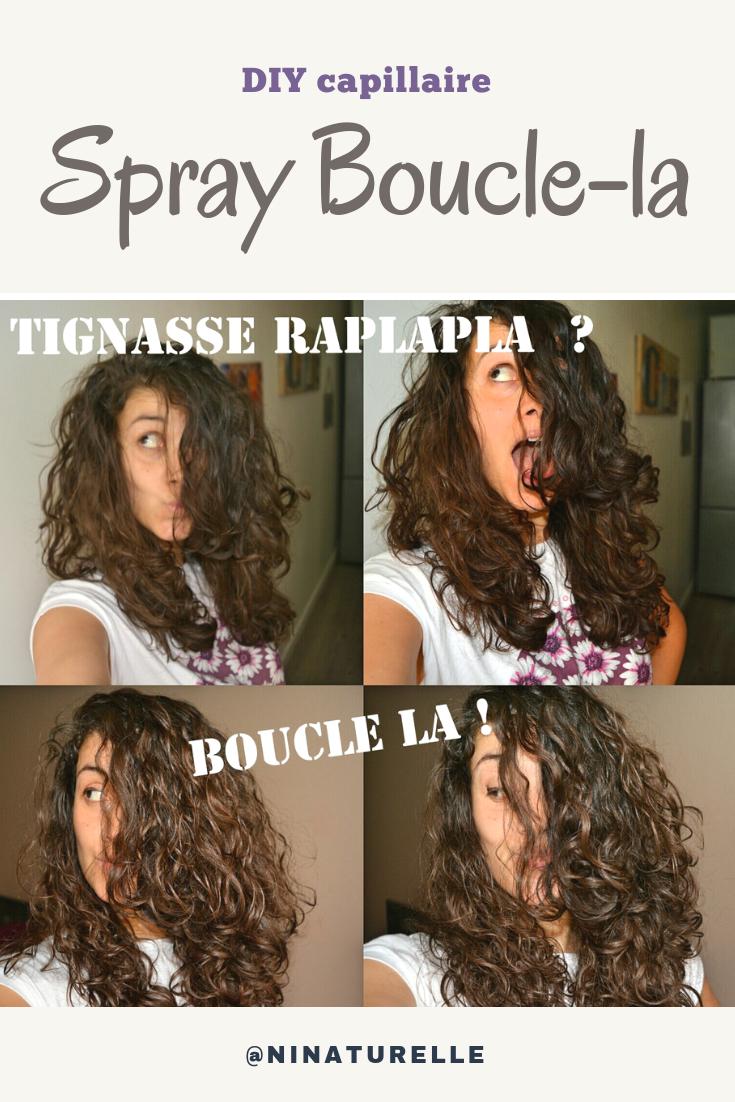 [DIY] Spray boucle la