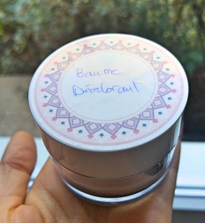 baume deodorant Fotor