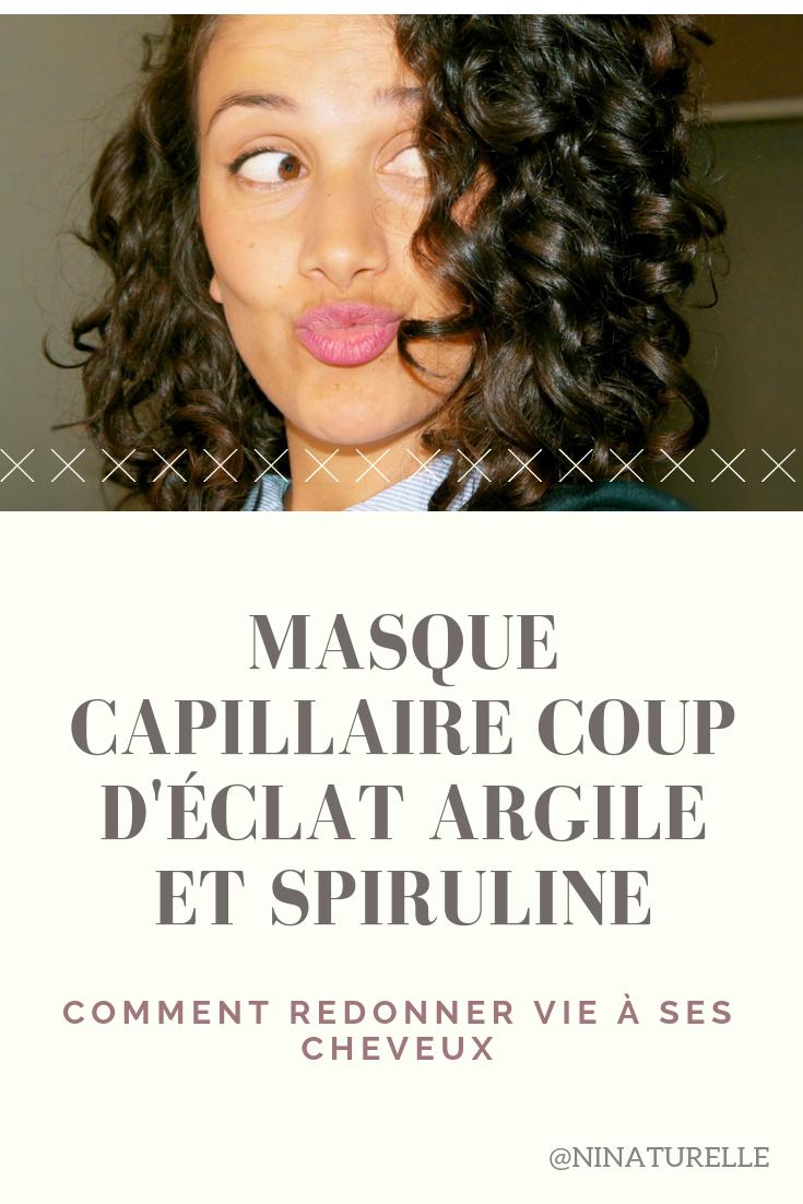 MASQUE CAPILLAIRE COUP D'ÉCLAT